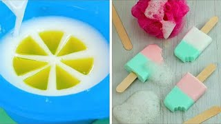 9 Awesome Soap Crafts and DIYs