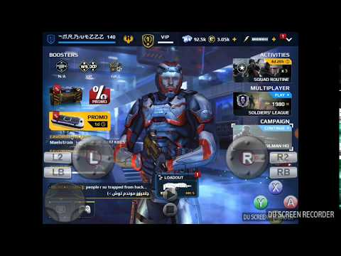 Leave Hacker Squad without Controller!!! MODERN COMBAT 5 (100% Working) (Rooted phone only)
