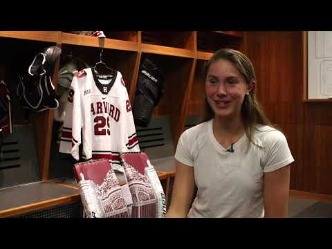 Women's Hockey Feature: Goalie Gear