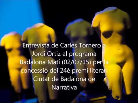 Entrevista a Jordi Ortiz al Badalona Matí
