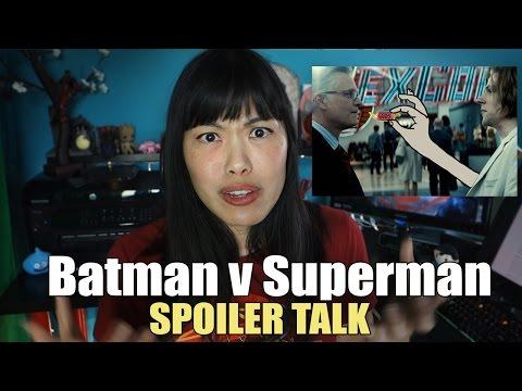 Batman v Superman Movie: Dawn of Snyder Injustice | Spoiler Talk