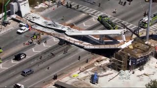 Search for Bridge Collapse Victims – And Answers – Continues in Florida