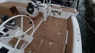 Italia Yachts 15.98 coperta poz by SailRepublic