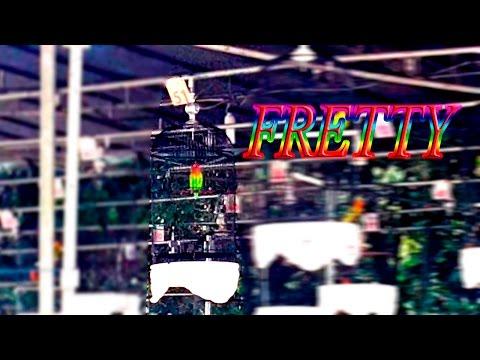 PRESIDEN CUP IV | Love Bird FRETTY Ngekek Panjang Berkali Kali Juara 1