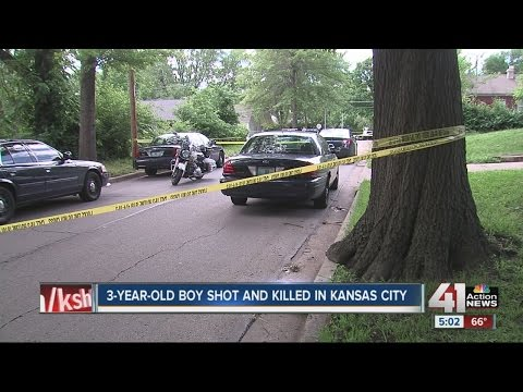 Toddler who was fatally shot identified by Kansas City police