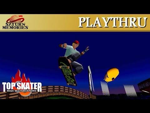 Top Skater [Model 2] [Arcade] by SEGA (S-Rank) [HD] [1080p60]