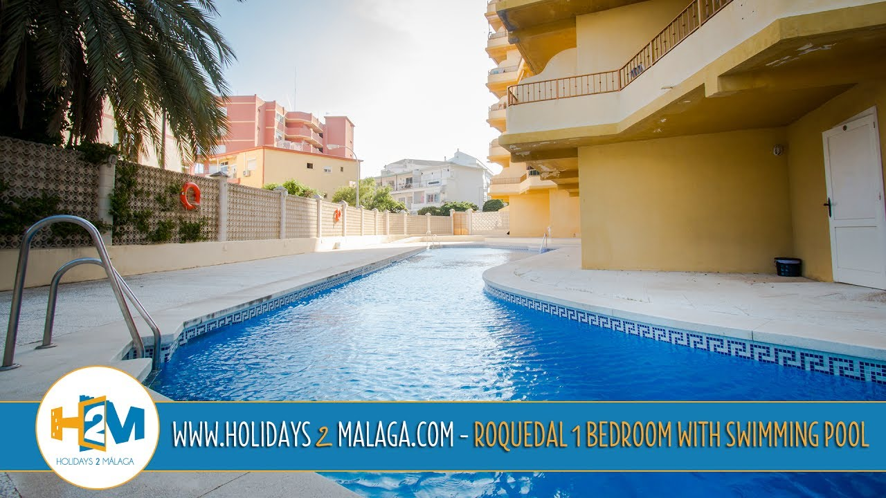 Holidays 2 Malaga   Apartment For Rent Roquedal Torremolinos With Swimming  Pool