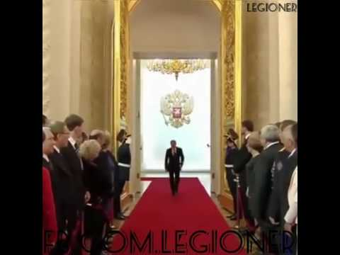 Vladimir Putin vs Donald Trump style
