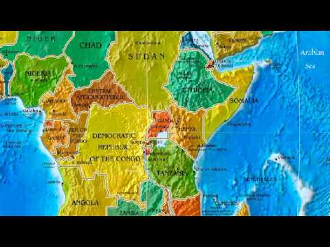 Learn World Map And Country For Kids Children Youtube