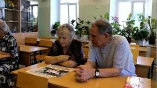 Вечер встречи: 60 лет после окончания школы, г. Касимов