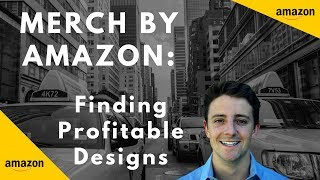 Merch By Amazon: How to find Shirts That Sell
