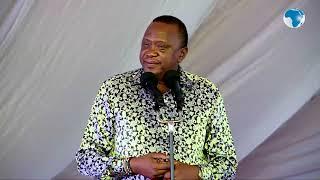 President Kenyatta eulogises Bruce Odhiambo