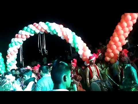 Raj Dhumal Durg, Durg urs sandal. Salam song lovely performance.
