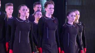 """Отчетный концерт """"Эстрадного балета """"Апельсин"""" - КИНОМАНИЯ - 2 отделение"""