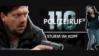 Polizeiruf 110 - Sturm im Kopf ARD Trailer