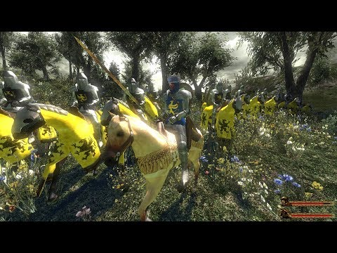 Установка Mount & Blade: Warband и мод Prophesy Of Pendor