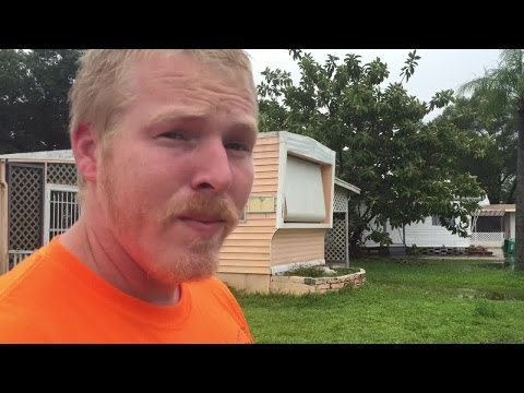 Digital Short: The Mariners Cove Mobile Home Park was evacuated Tuesday