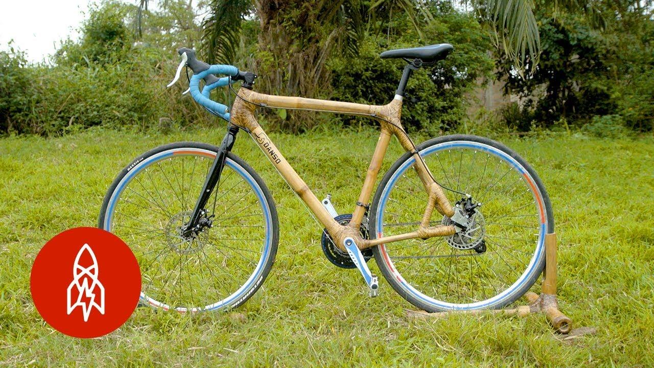 Booomers Bamboo Bikes