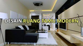 Gambar cover Desain Ruang Tamu Modern