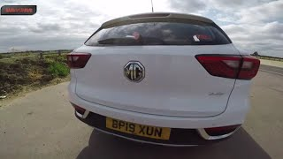 2019 MG ZS 1.0 TGI POV Test Driving Acceleration 0-60 car Review by ORC Channel