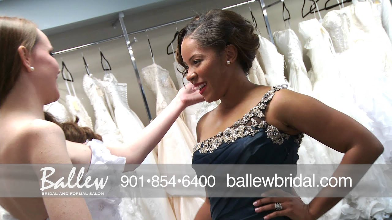 Ballew bridal commercial youtube ballew bridal commercial junglespirit Image collections