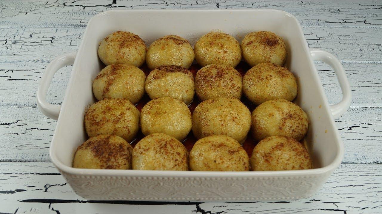 Patatesli İçli Köfte