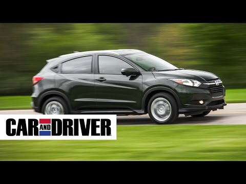 2016 Honda HRV Video – Honda HRV Crossover Price, Review, and Specs | Car and Driver