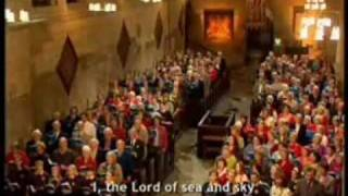 Choir of Hexham Abbey - Here I am Lord
