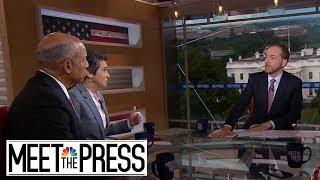 Full Panel: Trump Confirms Al-Baghdadi Is Dead | Meet The Press | NBC News