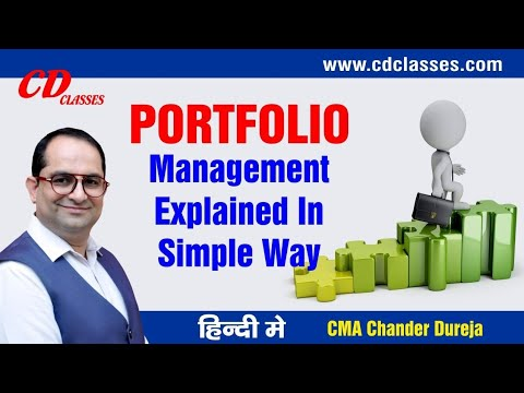 Portfolio Management II CA Final SFM II CMA Final SFM II 9717356614