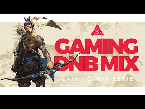 DRUM AND BASS GAMING MIX - MA Gaming Mix Serie