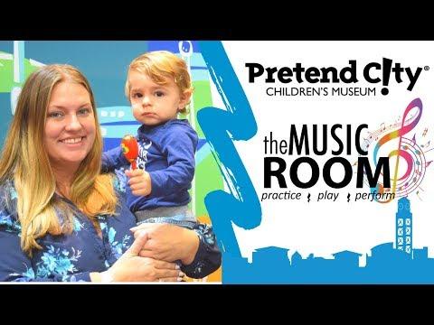 The  Room at Pretend City Children&39;s Museum