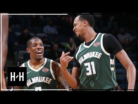Atlanta Hawks vs Milwaukee Bucks - Highlights | March 17, 2018 | 2017-18 NBA Season