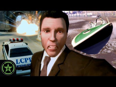 HE'S CURSED! - GTA IV: Cops 'n Crooks | Let's Play