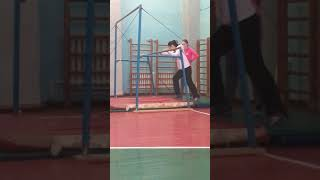 Уроки физкультуры )))