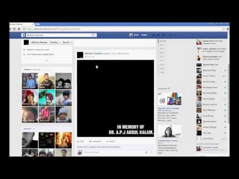 How to view hidden facebook friends of any user 100% working -Facebook  Friends mapper