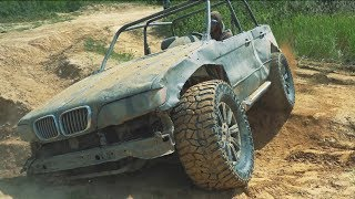 видео: Как создавался BMW X5 БАГГИ.