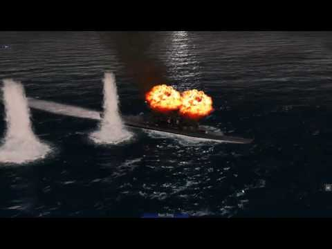 Atlantic Fleet: Battle of Denmark Strait/ Hood vs Bismarck