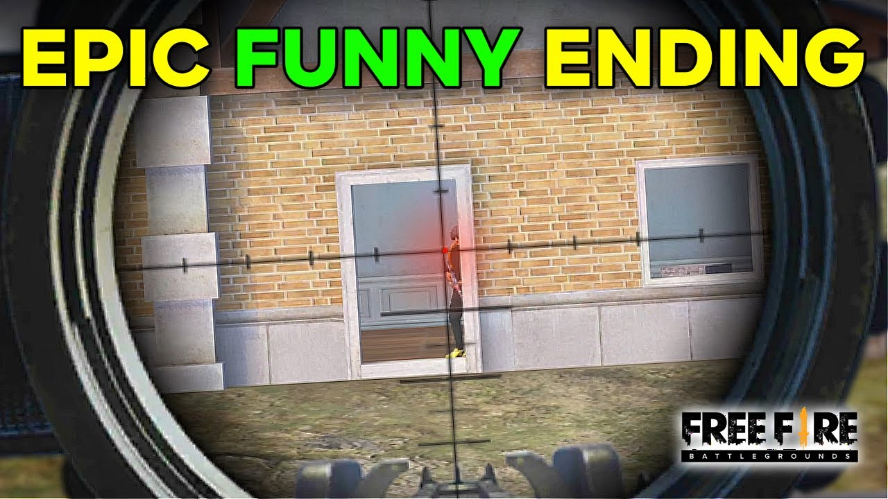 REVIVE CARD EPIC FUNNY ENDING GAMEPLAY #42   GARENA FREE FIRE