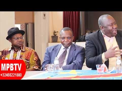 RDC 30 JUIN 2017 - Débat houleux sur l'avenir du Congo