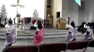 Four Advent Candles dance Thumbnail