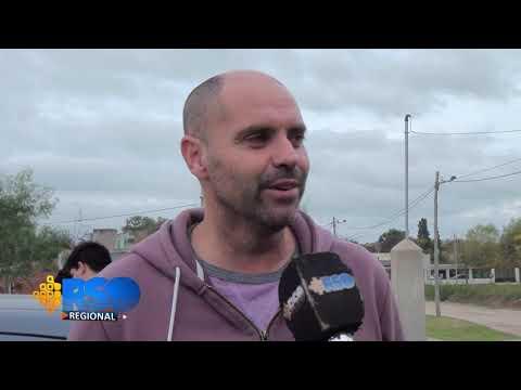 Cristian Alonso  Concejal  Actividad  Por El 25 De Mayo Organizada Desde BARRIOS DE PIE