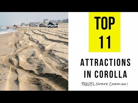 Top 11. Best Tourist Attractions in Corolla, North Carolina