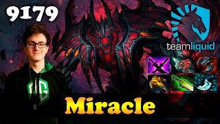 Miracle Shadow Fiend | 9179 MMR Dota 2