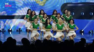 FanCam, LOONA, Hi High [THE SHOW 180904] 60P