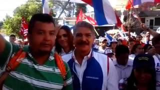 Votación Norman Quijano Elecciones 2015