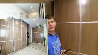 Обзор квартиры посуточно в Казани Шуртыгина 8 снять квартиру на сутки с ремонтом