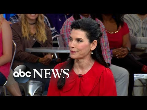 Julianna Margulies' parenting advice to George Clooney