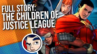 Justice League: Children of the League - Full Story | Comicstorian