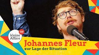 Johannes Fleur – Zur Lage der Situation 2020